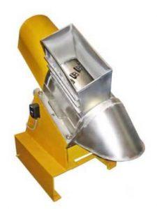 Машина для измельчения замороженных мясных блоков Я2ФИБ