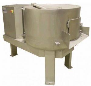 Центрифуга для обработки шрстных субпродуктов свиньи модель P500
