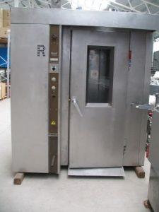 Ротационная печь 171REVENT RR 1X1 G 7550187 Швеция