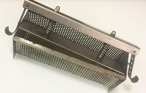 Пресс-форма ФВП-330С прямое дно, нерж. сталь