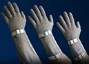 """Кольчужные перчатки и фартуки """"STAHLNETZ"""" (Германия)"""