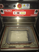 Запайщик лотков, VALKO TVG 60 (Италия)