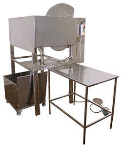 Станок для рубки резки замороженного и охлажденного мяса