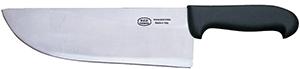 Нож мясника широкий с анатомической ручкой
