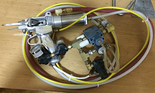 Пневматический секатор CPE