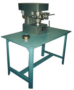 Полуавтомат для закатки металлических банок