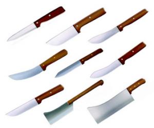 Ножи и Мусаты Я2ФИН Россия