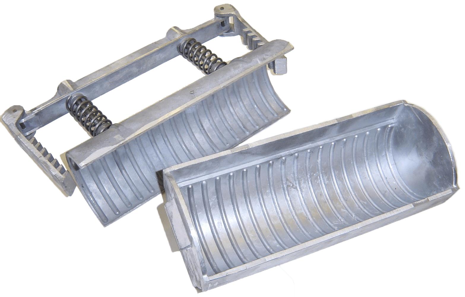 Пресс-форма Цилиндрическая алюминий