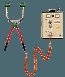 Электрические щипцы оглушения свиней TBG-100