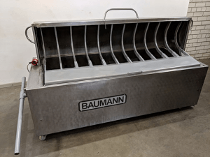 Шпарчанскребмашина Baumann BM 20 GT Германия