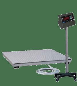 Весы платформенные серии СКП