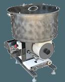 Автомат для производства котлет (гамбургеров)