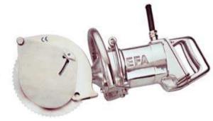 Дисковая пила для разделки свиней EFA 86E Германия