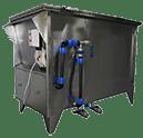 Установка для приготовления солевого раствора (тузлучник)